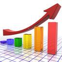 El crecimiento rápido del tráfico apuntado Web
