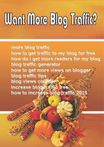 The solution to how to get traffic to my blog for free, taking a free training course by email.
