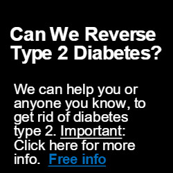 How to get rid of diabetes type 2 naturally