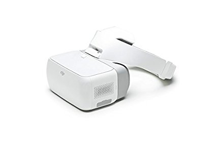 Get DJI Goggles for immersive fpv experiences with your DJI Inspire 2 Quadcopter and other drones in the DJI range